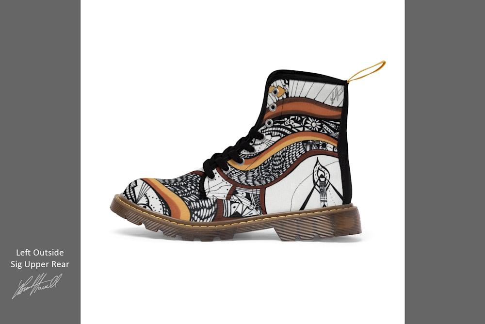 Chaos Bird Boot LOf