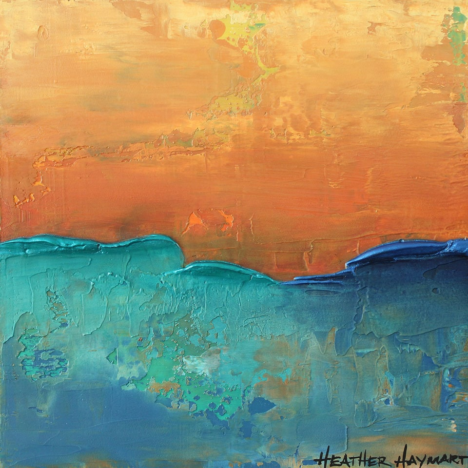 Moving Current by Heather Haymart sm