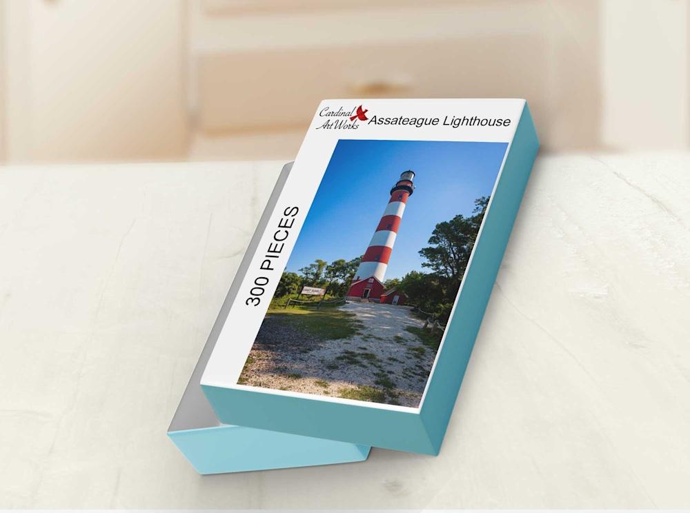 Assateague Lighthouse Box