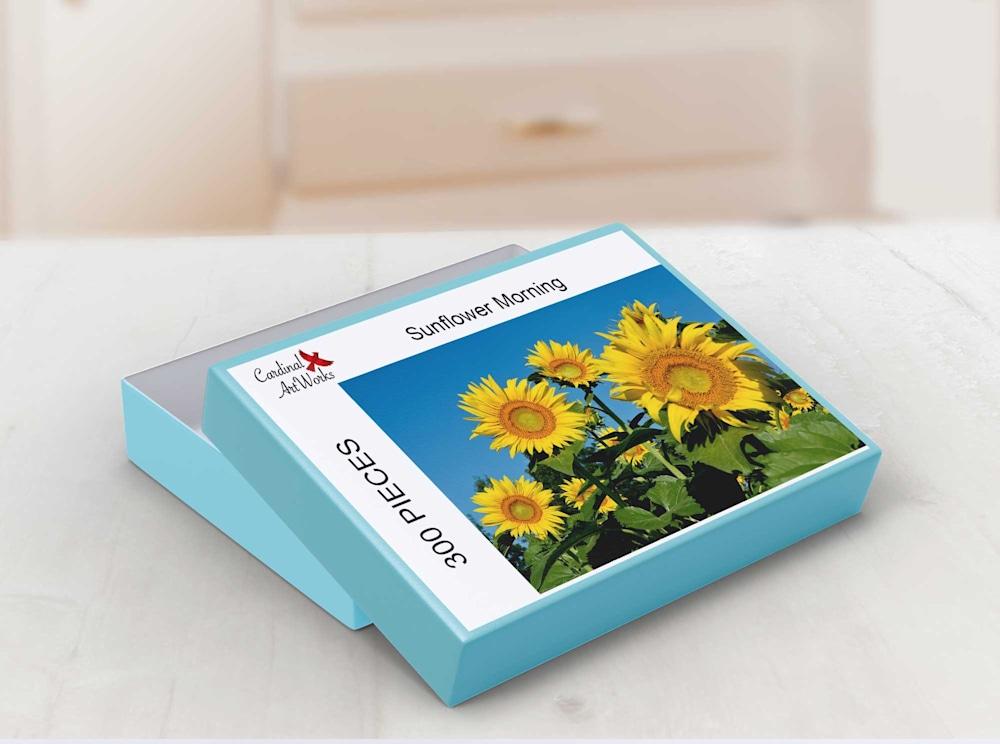 Sunflower Morning Box