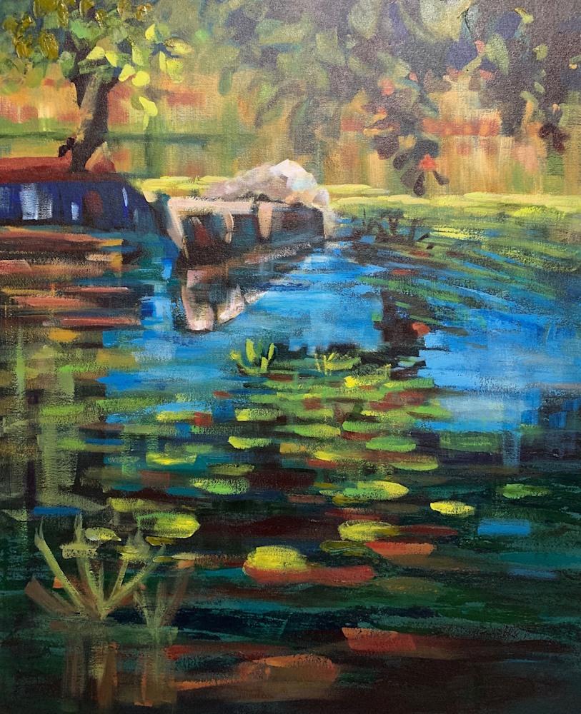 Lagoon at Sista Lou's