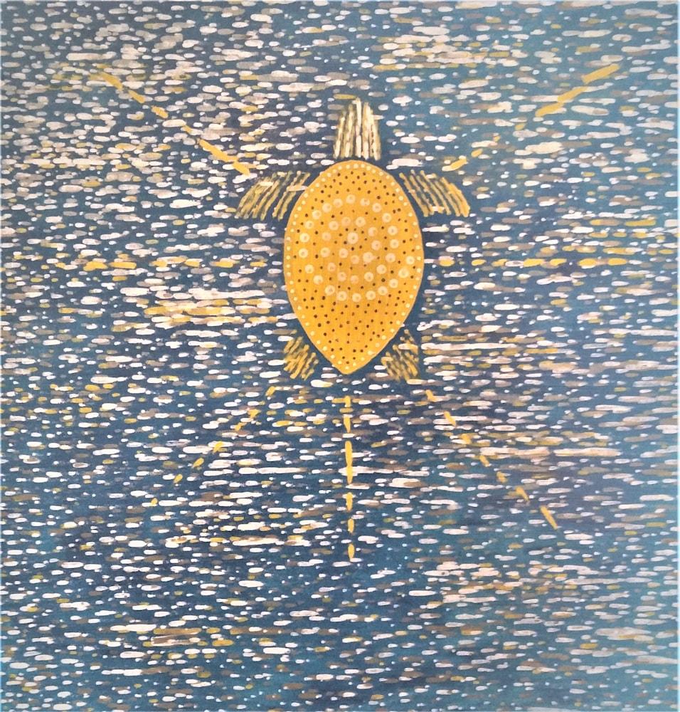 Turtle Sun two