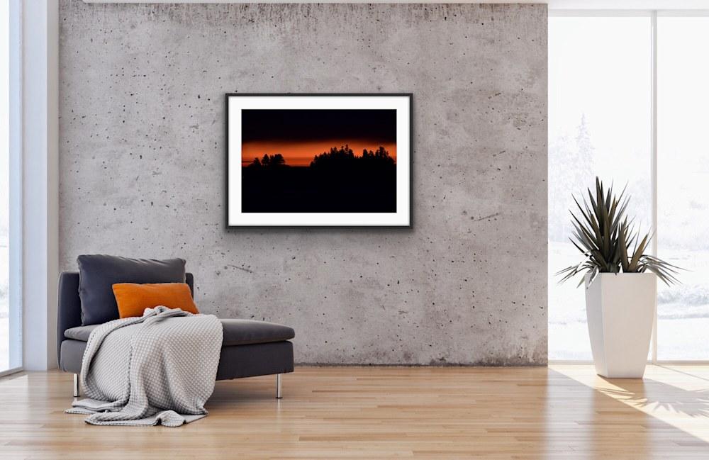 Sunrise Silhouette 4