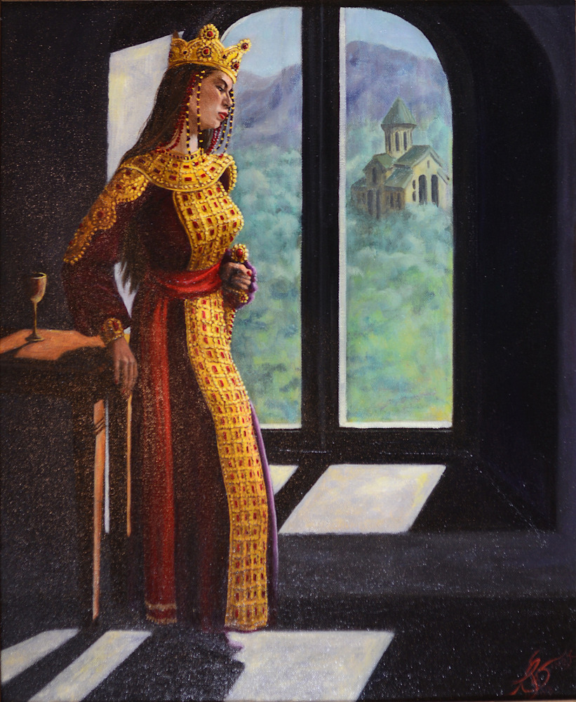 Tamara King of Georgia
