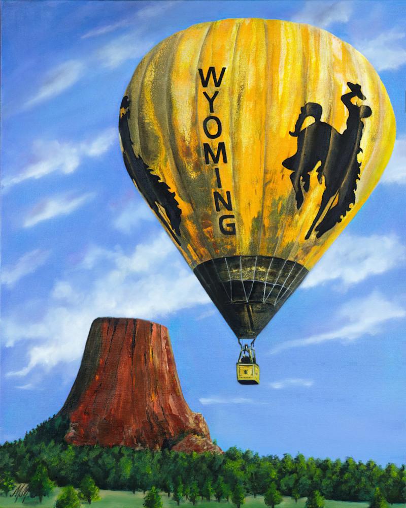 Wyoming Ballon WEB