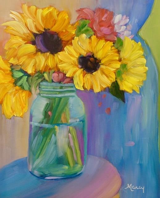 JAR OF SUNSHINE small