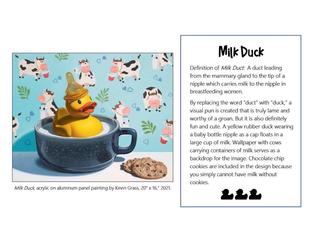 Milk Duck