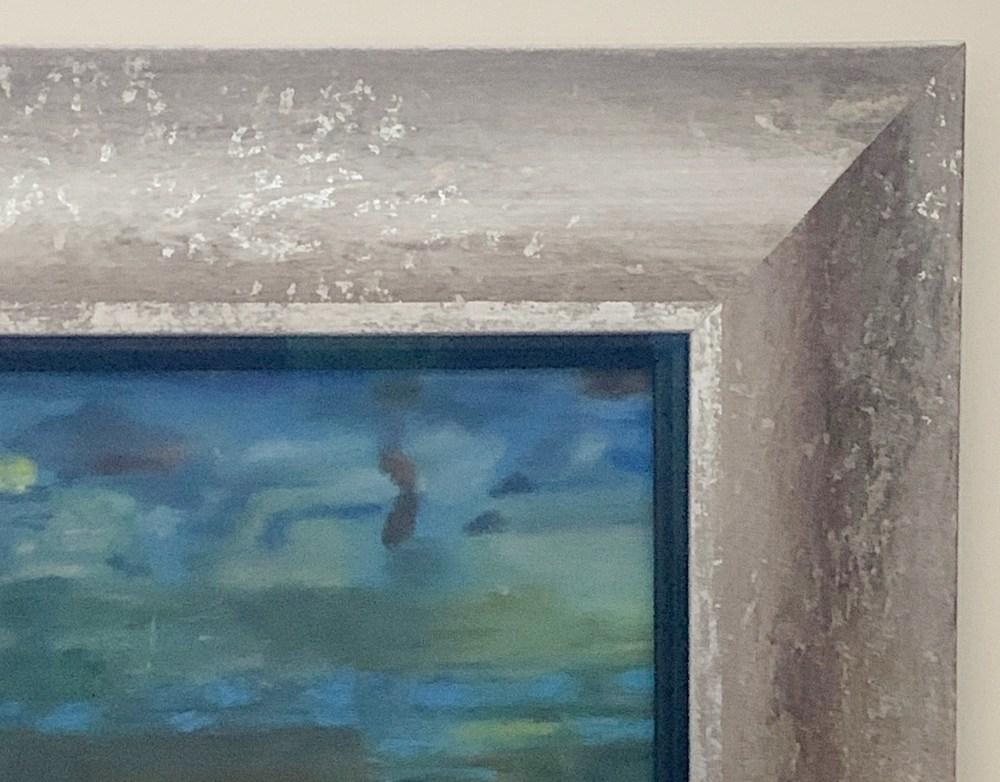 Swooing Heron Detail