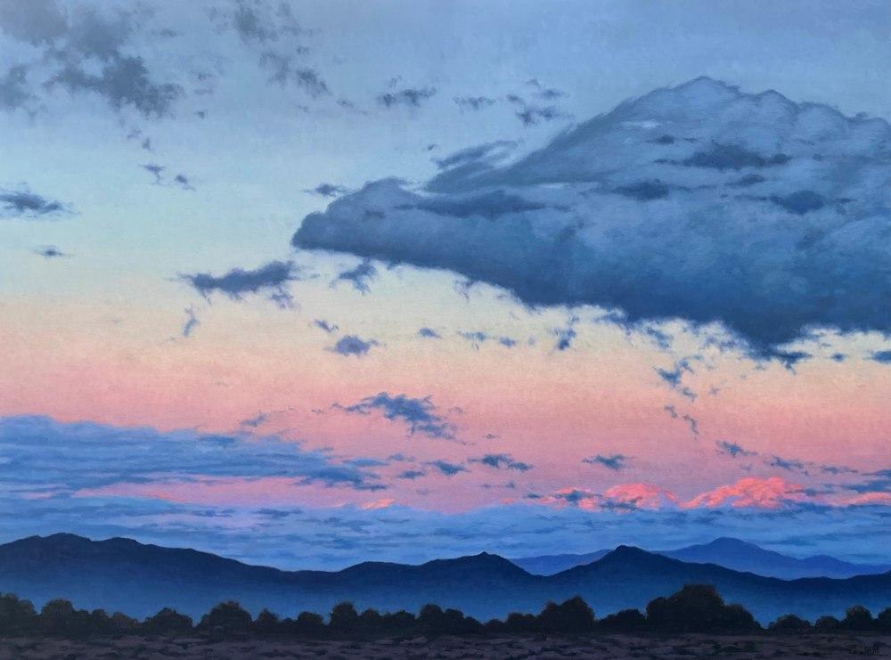 Stormy Sky 48 x 36