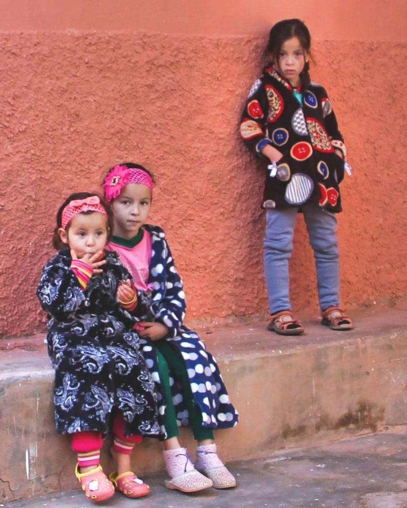 Leo Tujak 3 Moroccan Girls