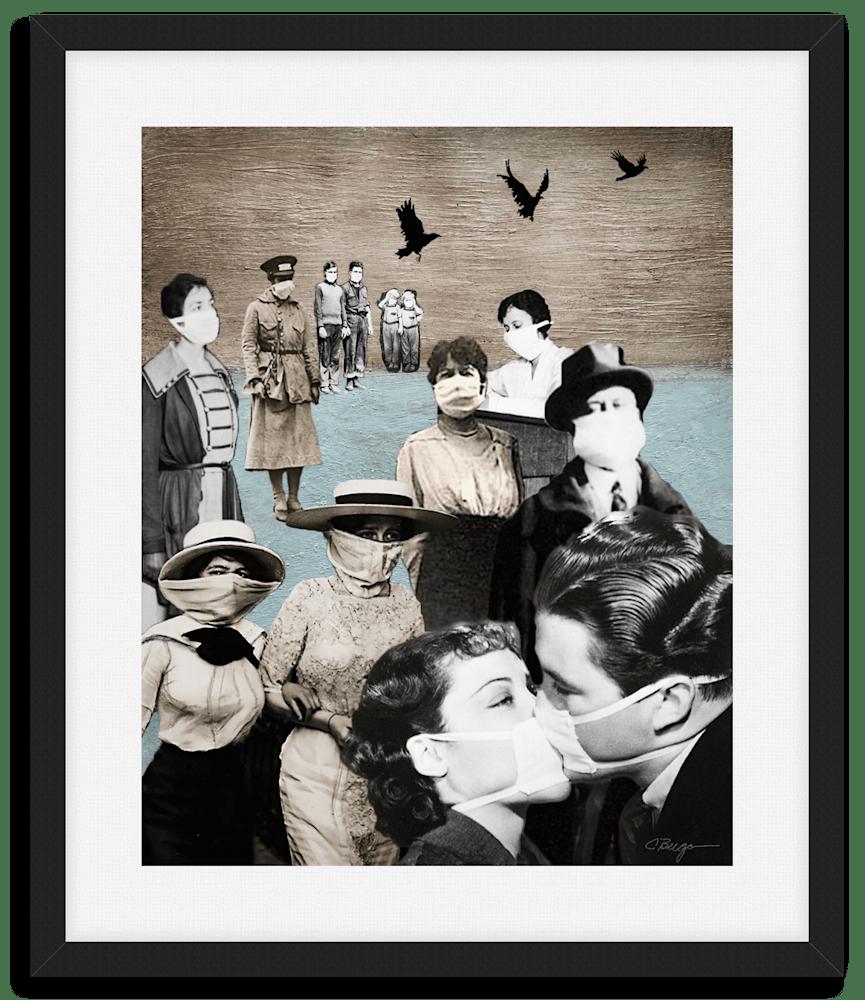 lovein the time of cholera framed