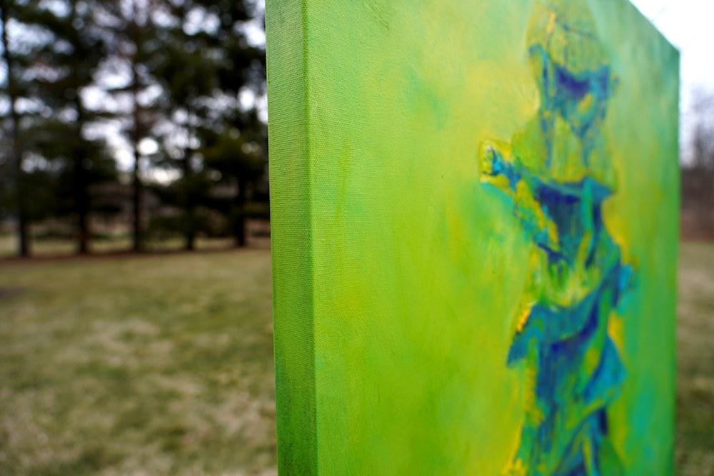 Turtles Green original sideshot