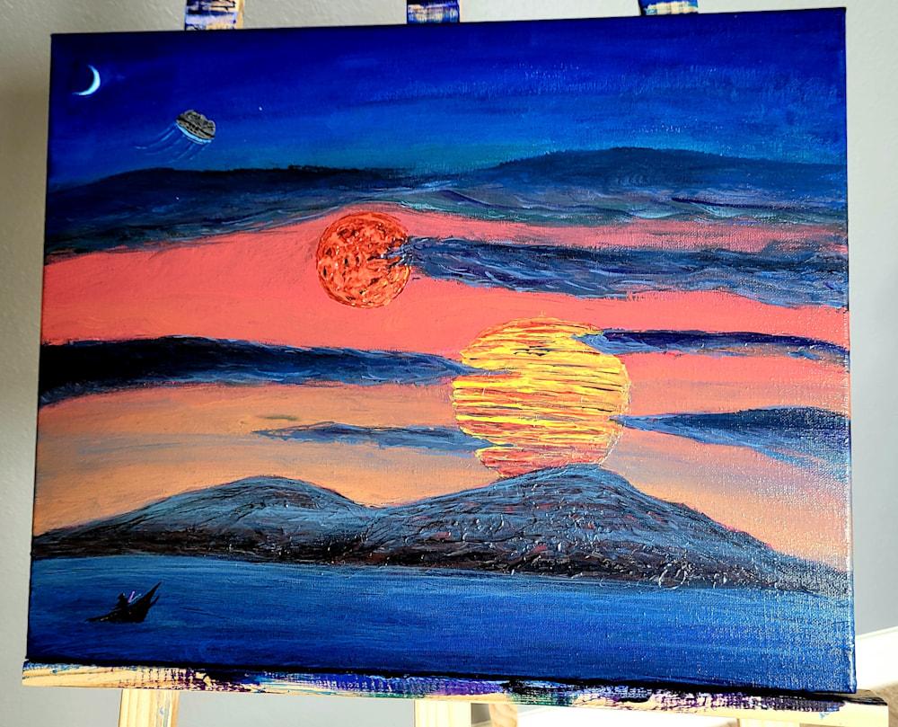 Under Alien Suns 2