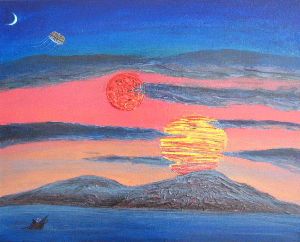 Under Alien Suns (1)
