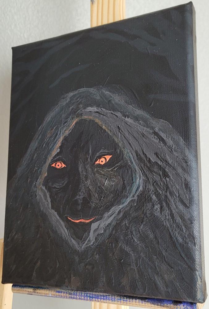 Portrait of a Sith 1