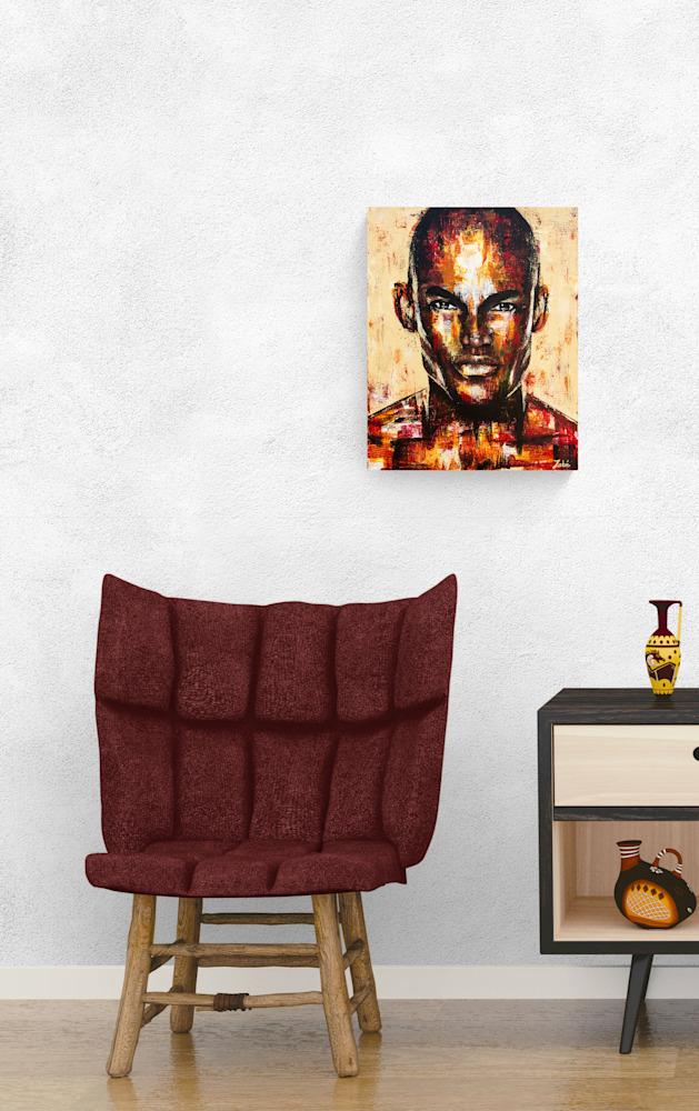 The art collectors wall