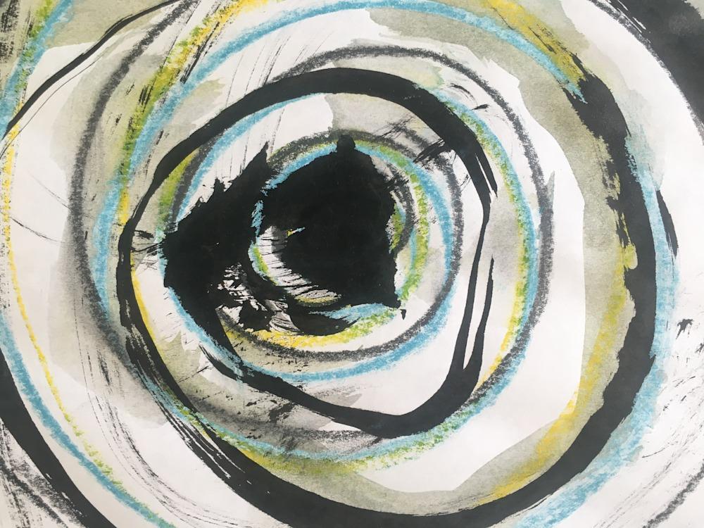 Spiral #5 detail