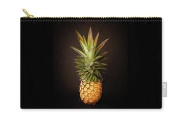 Pineapple Zipper Pouch