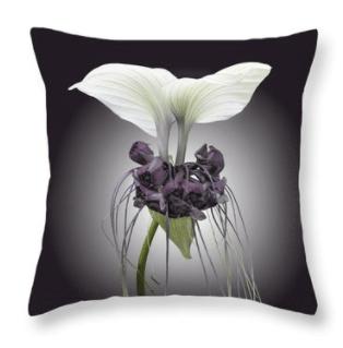 Bat Plant Pillow