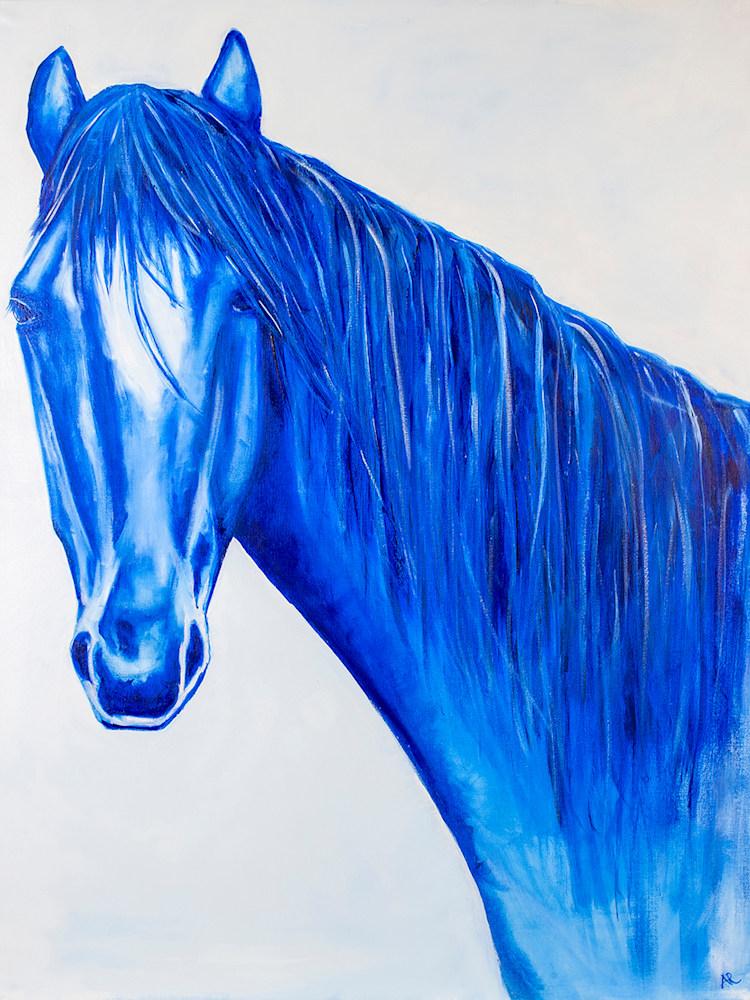 Big Blue Arowan 30x40LR