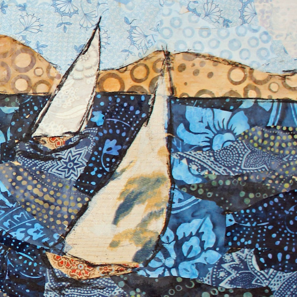 Sailing Away Crop 3