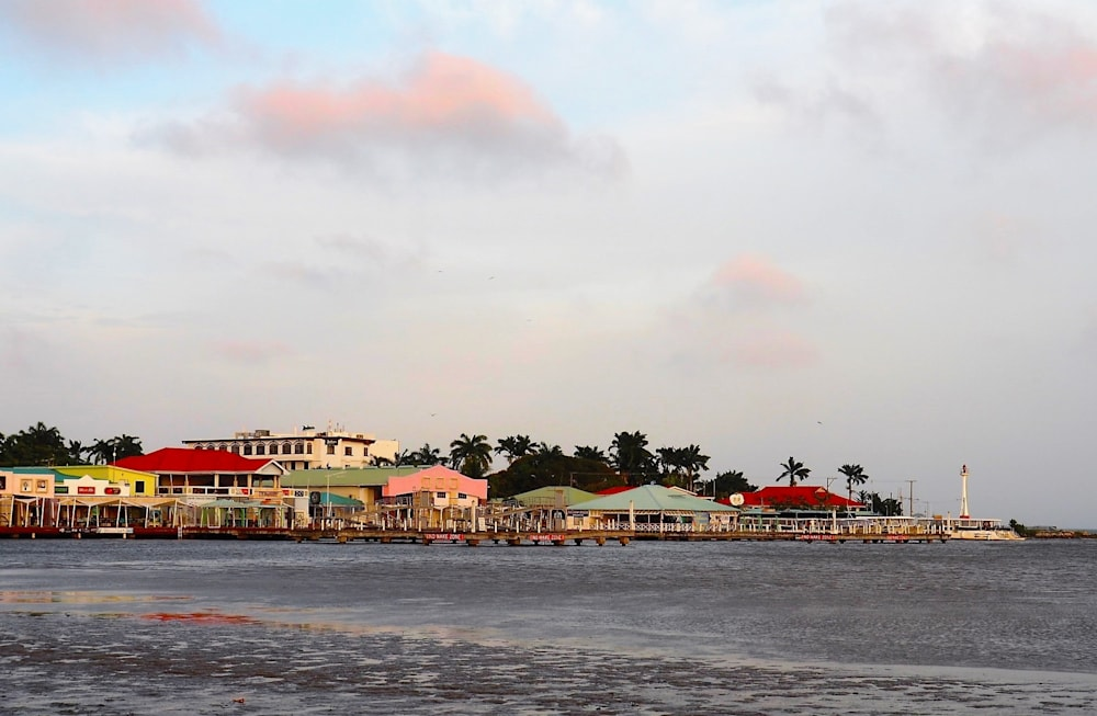 Belize City Tourist entrance by AEllis