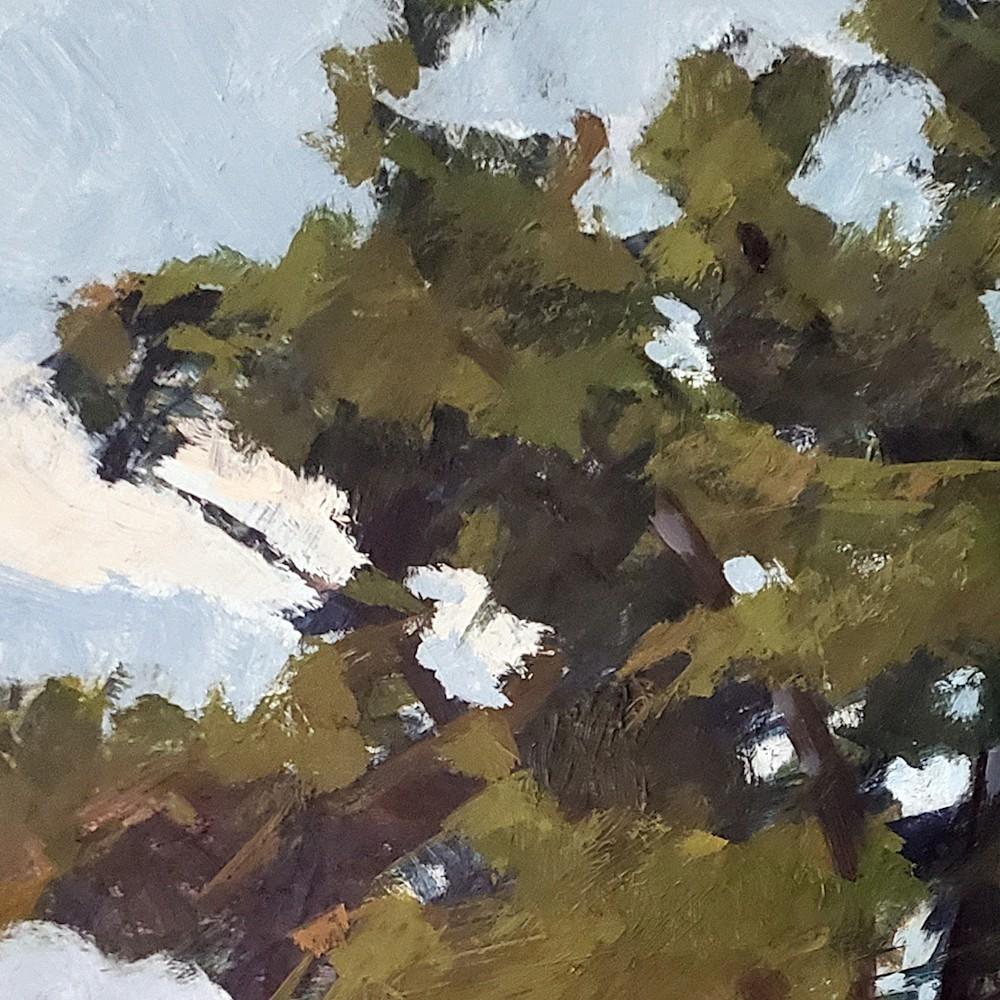 Hallgren Petite TreeWinter detail