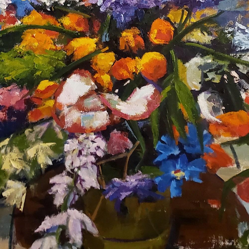 Hallgren Large Bouquet detail1