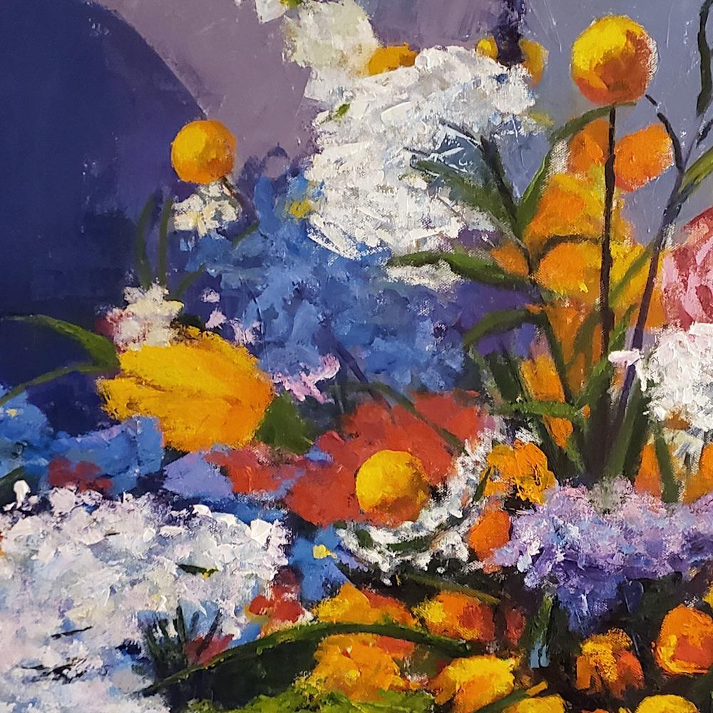 Hallgren Large Bouquet detail2