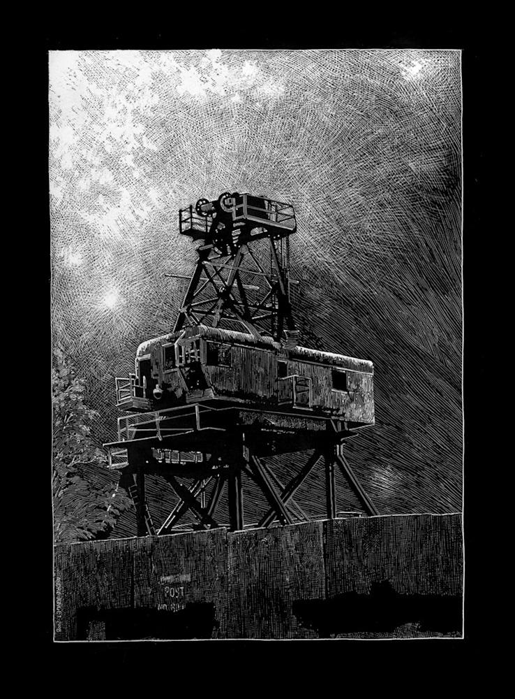 Redhook Crane fm6gsa