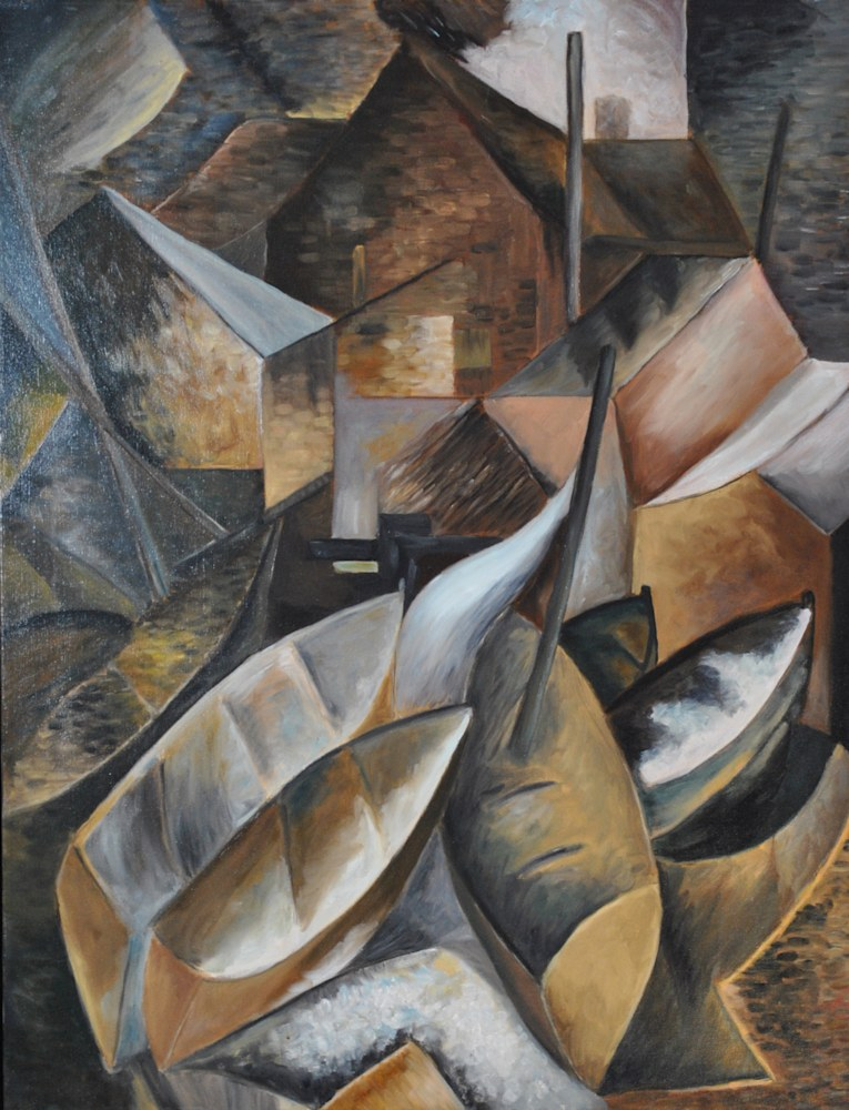 Tribute to Braque