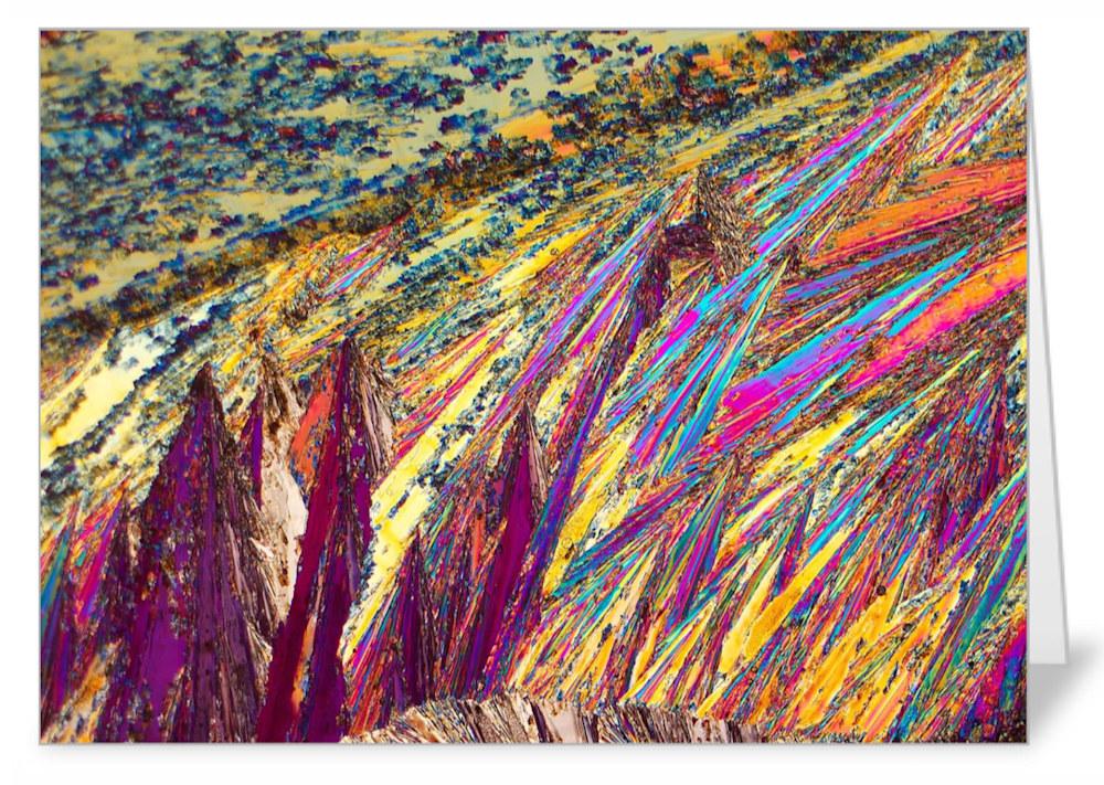 Trident   tartaric acid   Note Card