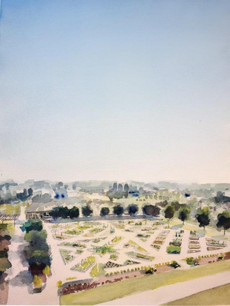 KC Powell Gardens 3 Aerial