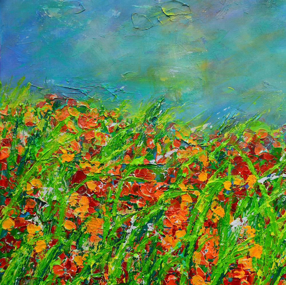 Wild Flowers Detail