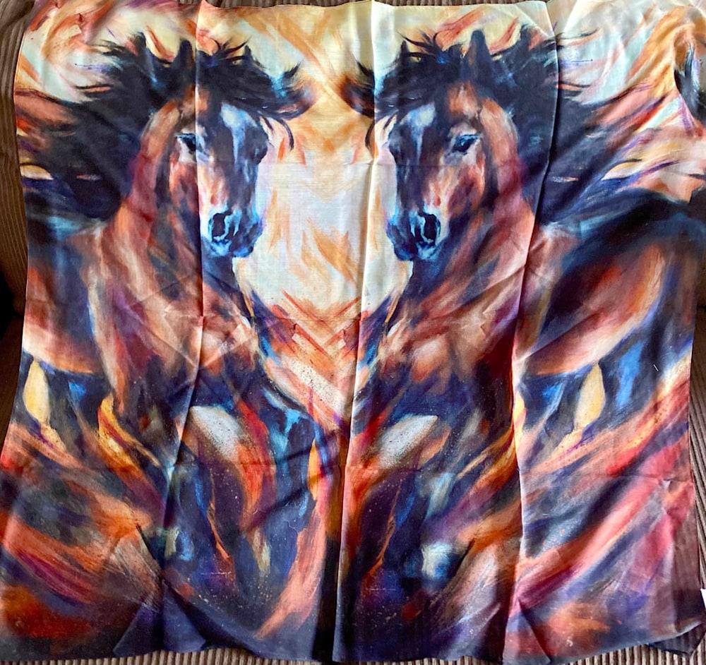 scarf thunder w