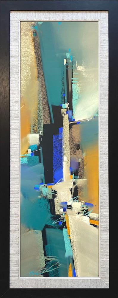 Leticular #2 framed