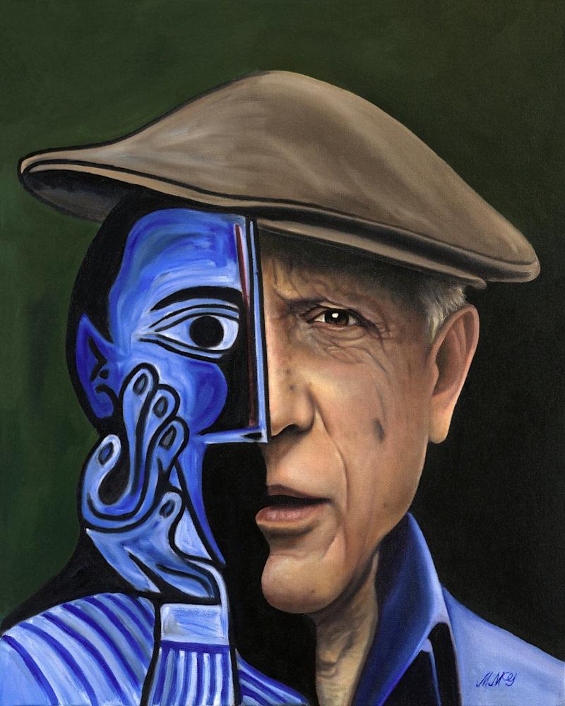 Pablo Picasso WEB