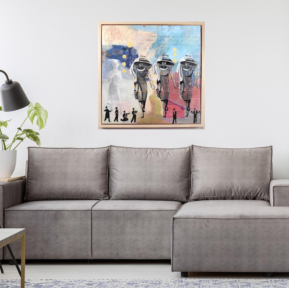 My Dream Lady interior