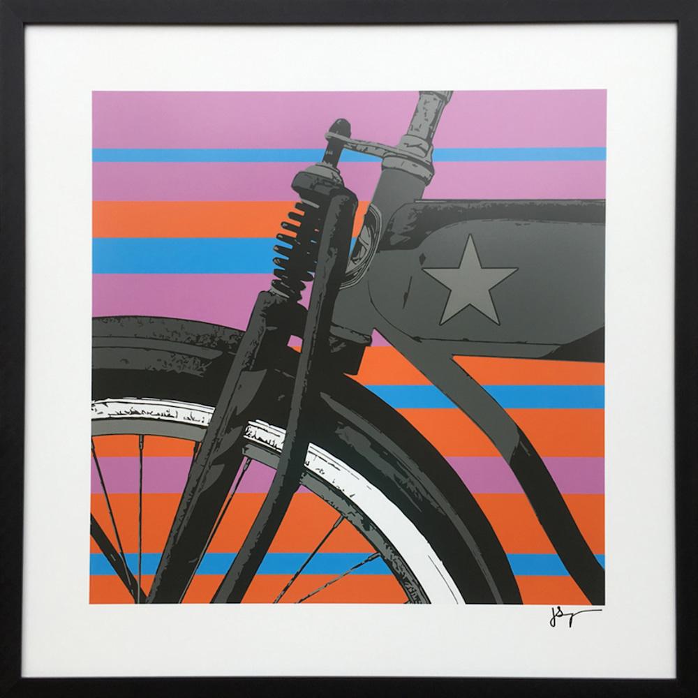 #O1811P Classic Bicycle