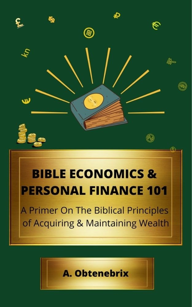 bible econ kindle cover