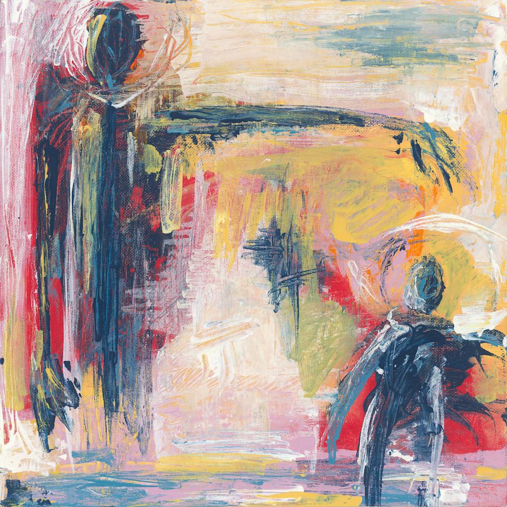 Baptism   Original Painting
