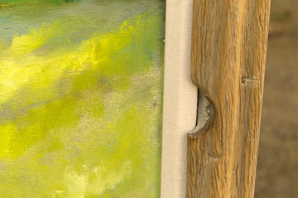 4594 detail knotty rustic frame
