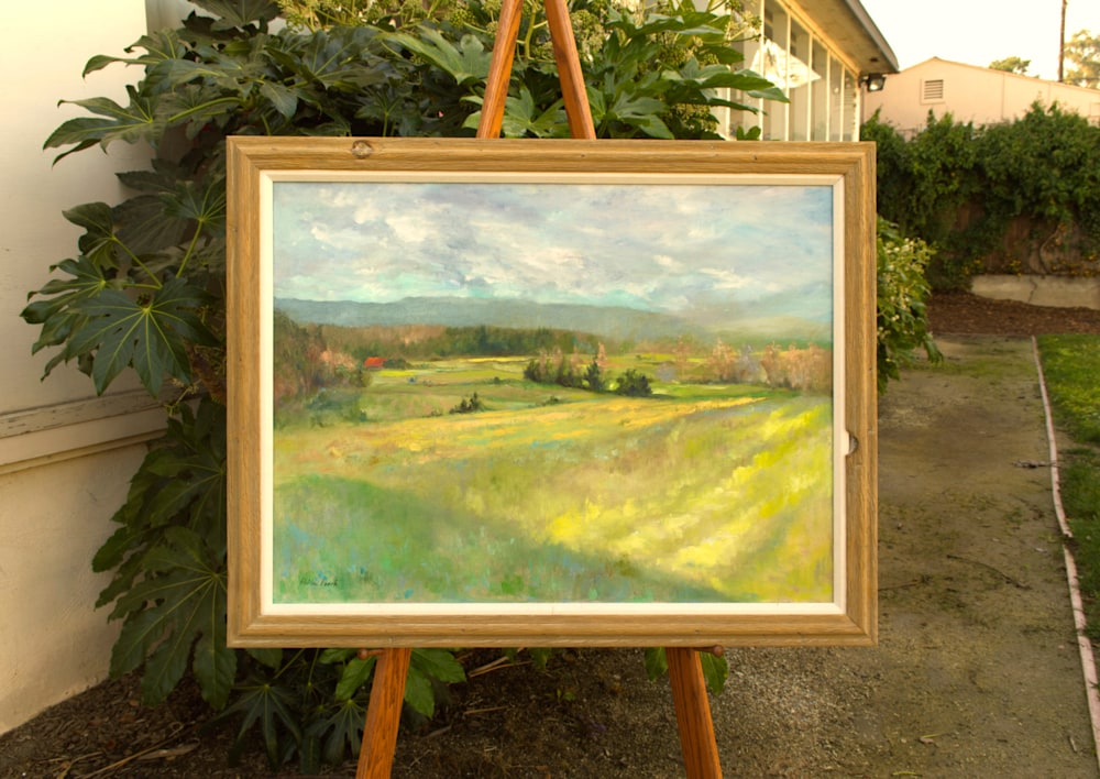 4594 easel view