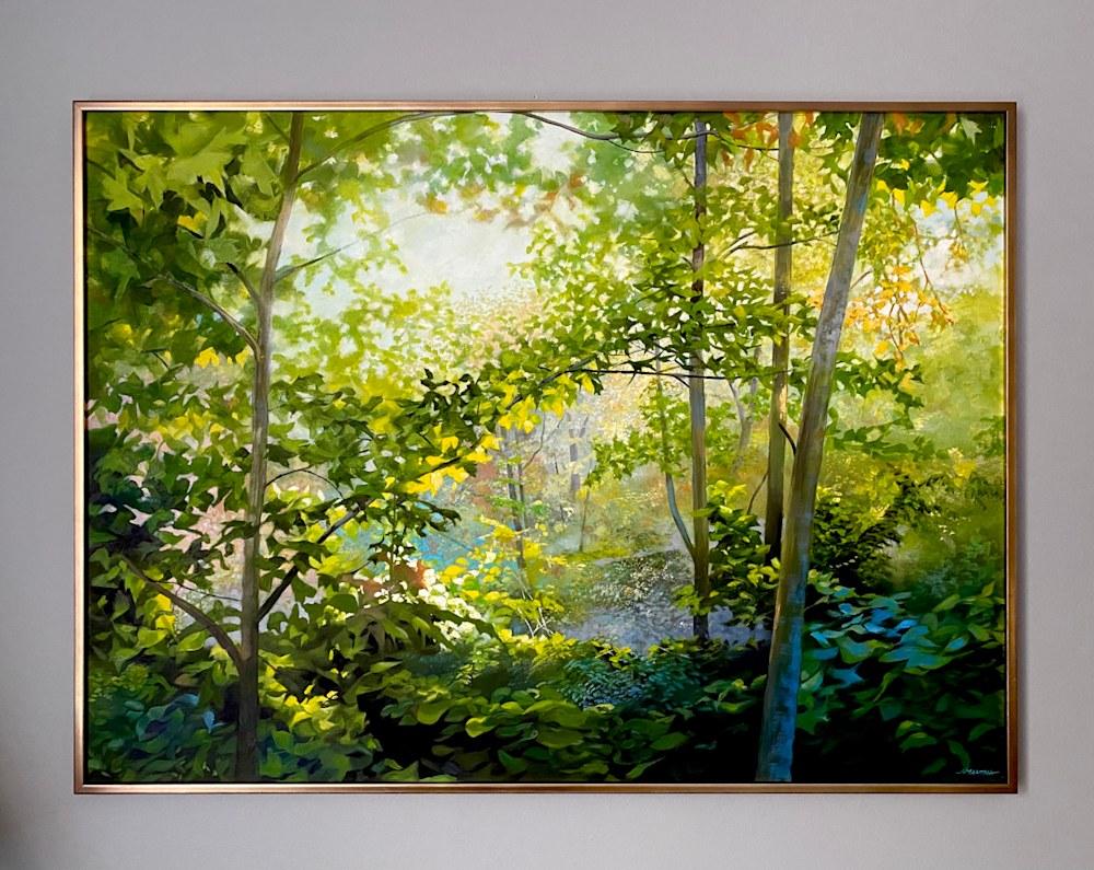 RAVINE 2 framed