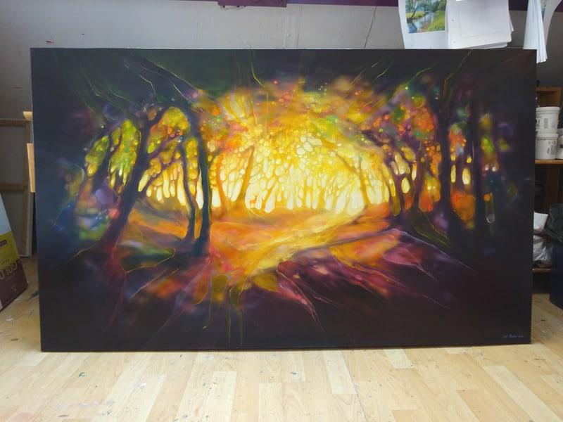 forest portal d2 S