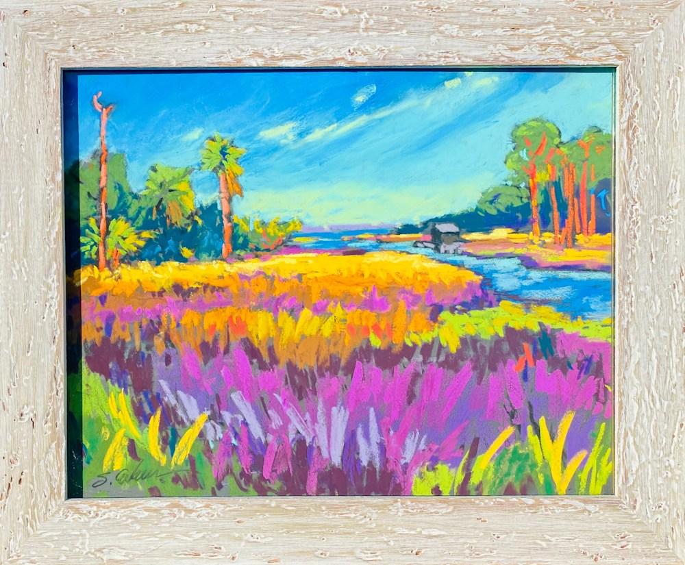 Artist's View Framed