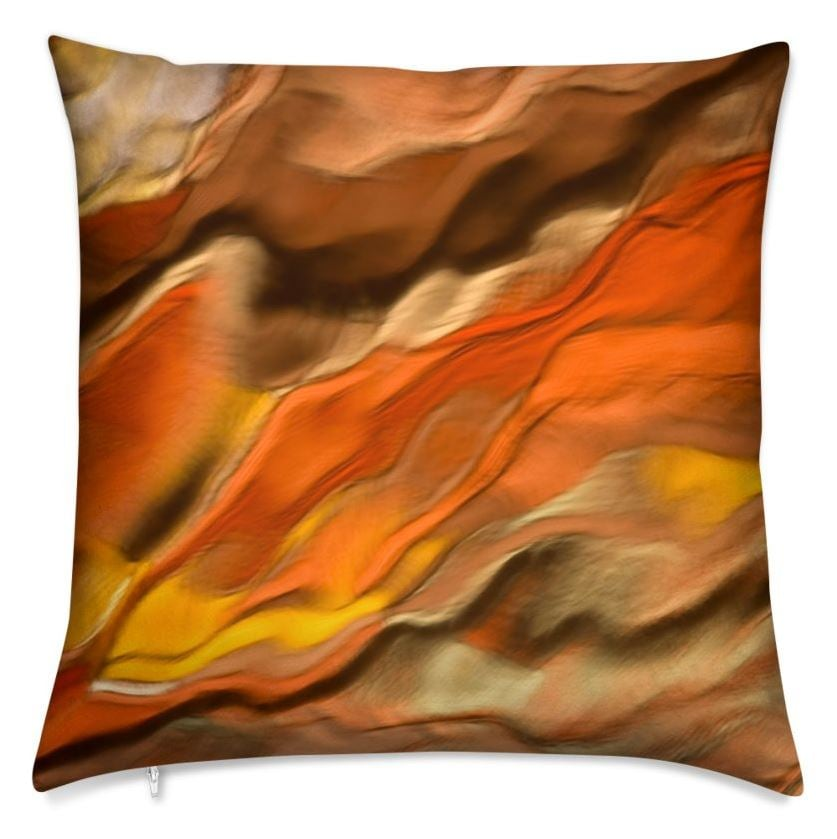 Magma Pillow (Front)