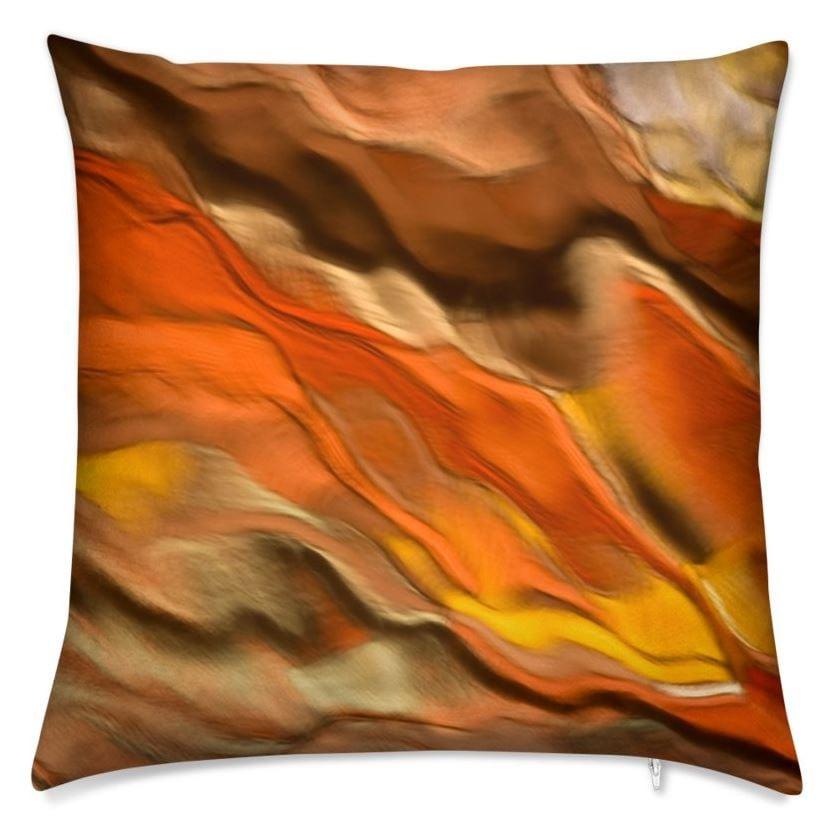 Magma Pillow (Back)
