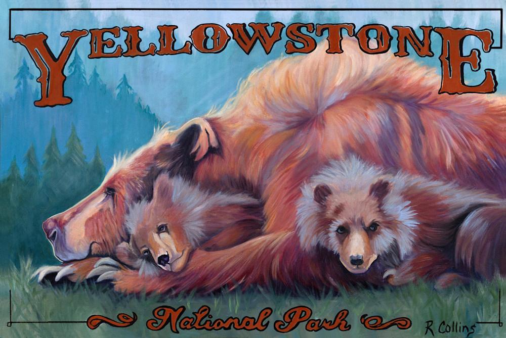 Spring in Yellowstone  FB