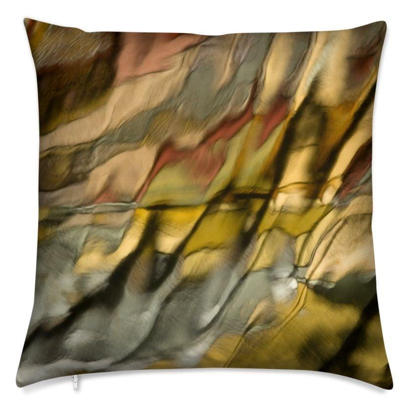 Terrestrial Pillow (Front)